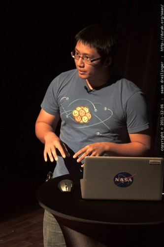 Viet (Jon) Nguyen of NASA presents Eyes on the Solar System    MG 3874