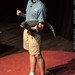 Peter Gilson of the San Diego Zoo reinforces the preceding lecture on Biomimicry at TEDxSanDiego    MG 3959