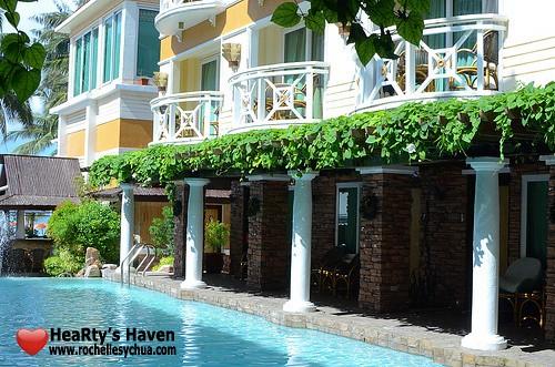 Boracay Mandarin Island Hotel Pool Room