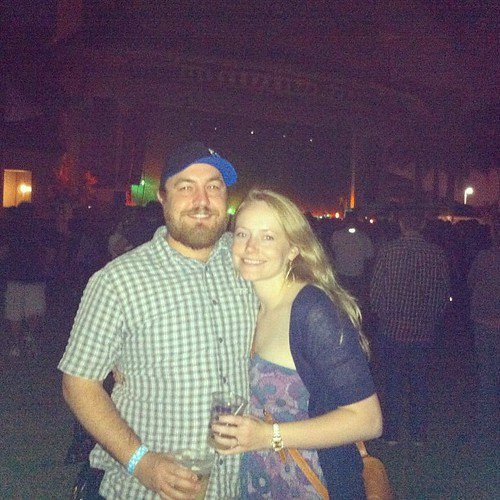 One of the best nights ever!!! #mymorningjacket #concert
