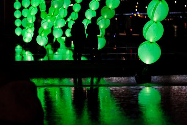 FDL 2011 - Algues lumineuses