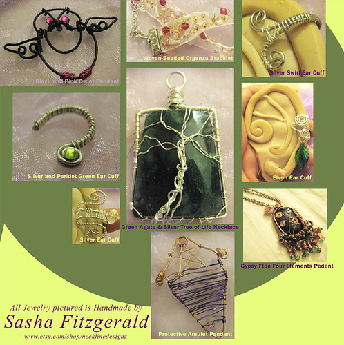 Sasha's Handmade Jewelry