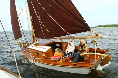 Small Sailboat With Cabin | www.pixshark.com - Images Galleries With A Bite!