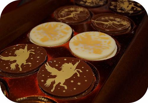 Artisan du Chocolat O Magic Collection