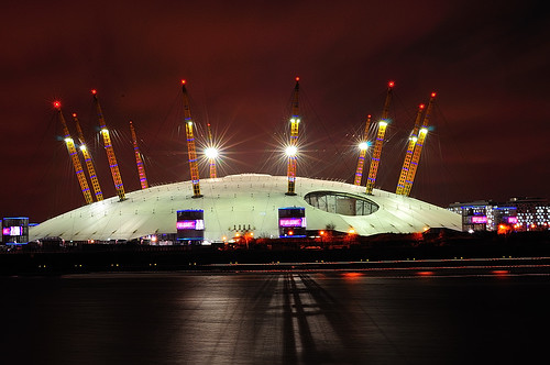 O2 Arena by Optics and Matter