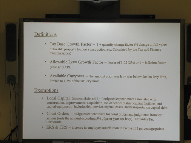 Definitions & Exemptions