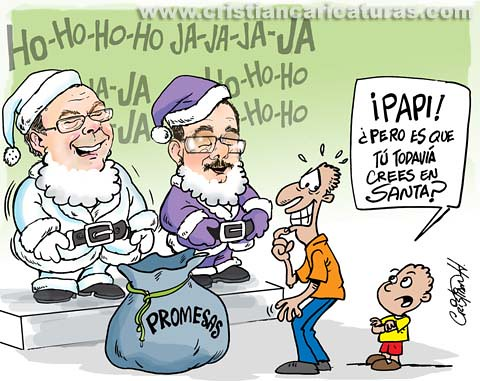 Creyendo en Santa
