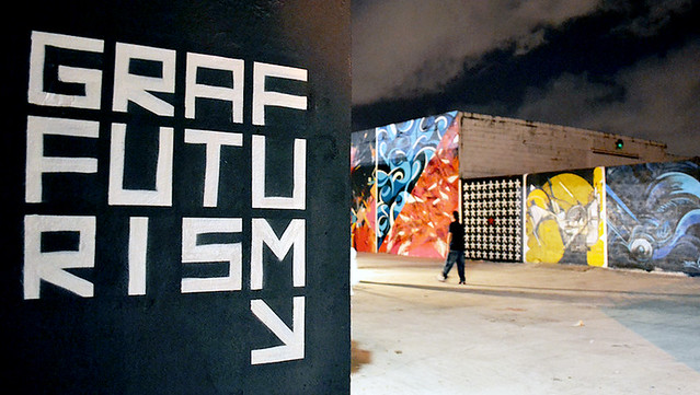 Graffuturism : In Situ Miami. Full Photo Recap.