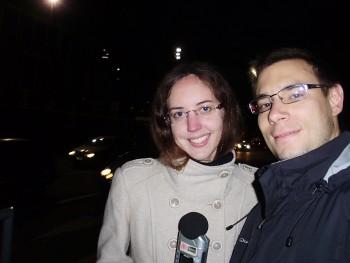 Céline et Alexis