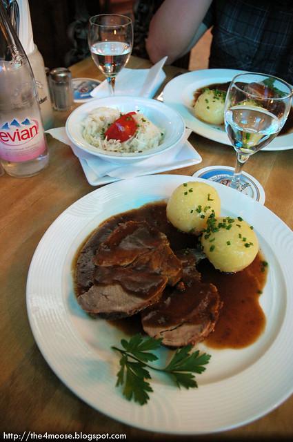 Mongdratzerl - Bavarian Roast Pork