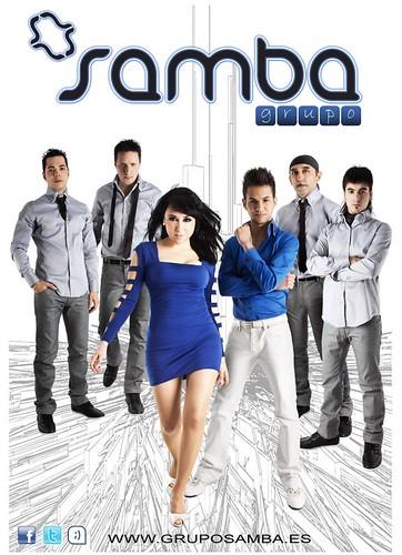 Samba 2012 - grupo - cartel