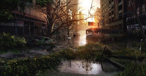 Stunning Concept Art of 'The Last of Us'