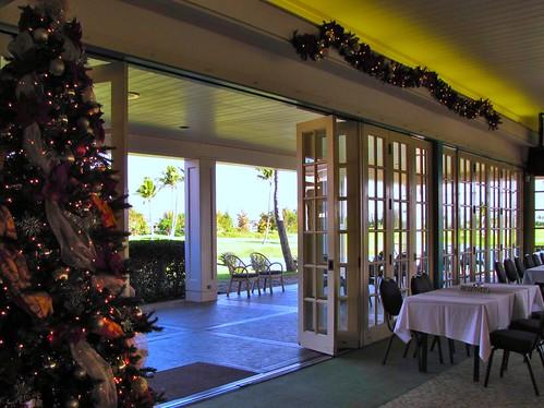 8 ハワイ・プリンスGC レストランb