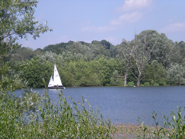 Whitlingham Country Park Norwich 2011