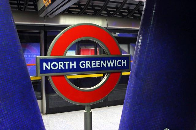 north greenwich tube station flickr photo sharing. Black Bedroom Furniture Sets. Home Design Ideas