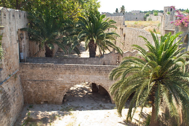Fortress of Rhodes * Крепость г.Родос