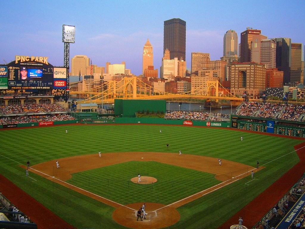 Pittsburgh Desktop Wallpaper Skyline: Pittsburgh Skyline Desktop Wallpaper (McKeesport: County