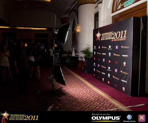 Nuffnang Asia-Pacific Blog Awards 2011, NAPBAS @ Putrajaya Marriott Hotel