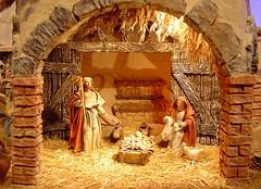 casa rural puerta de la vera de Madrigal de la Vera, Caceres aconseja visitar los belenes, nacimientos.