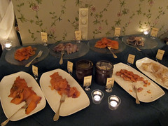 Gravadlax and Other Fishes