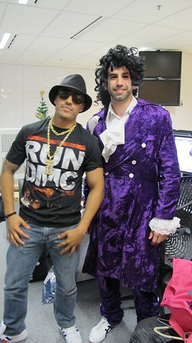 Work Christmas Party 2011 - 1980's Theme