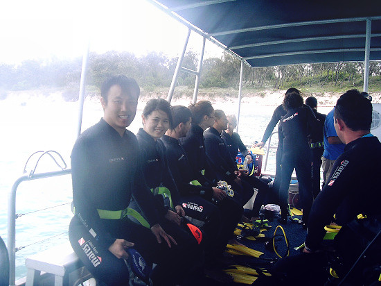 Discover Scuba Diving at Wavebreak Island