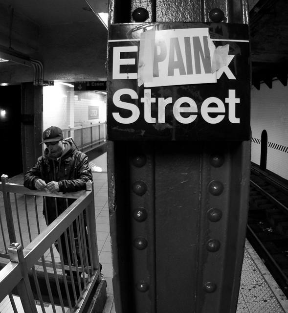Pain Street