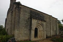 Eglise d'Esclottes