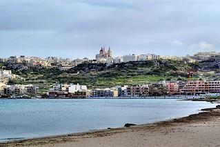 Mellieha  Bay. Malta. Nikon D3100. DSC_0914