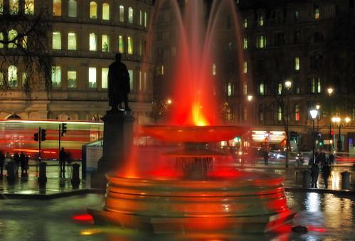 Trafalgar Fountain