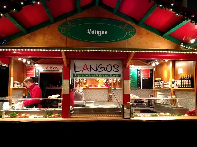 Langos Shop