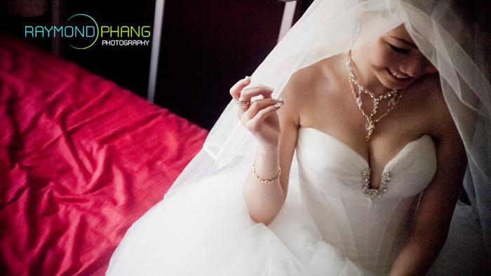 Raymond Phang (J&S) - Actual Day Wedding 19