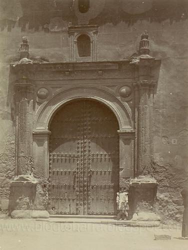 Portada S. de la Iglesia Parroquial
