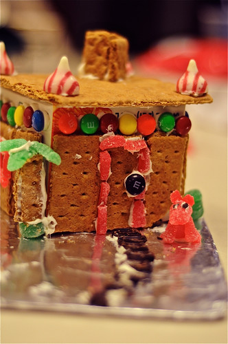 arizona gingerbread house