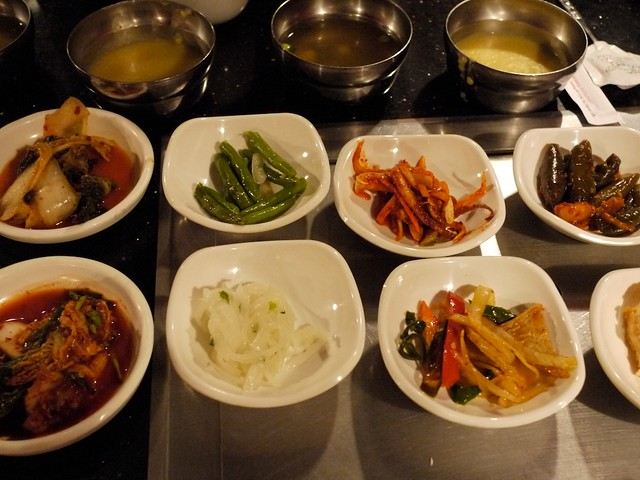 Shilla Korean Restaurant Glasgow Menu