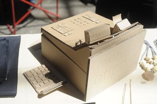 Cardboard Cash Register