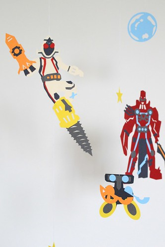 "Mobile""仮面ライダーフォーゼ"""