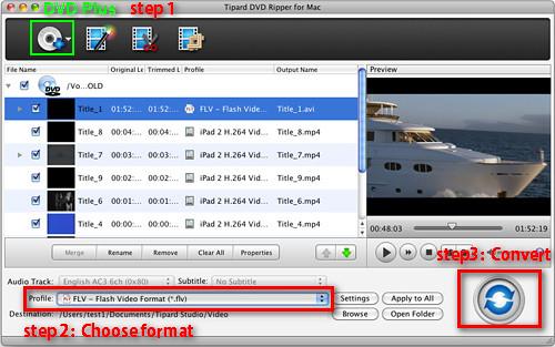 Convert DVD to Various Video Formats (Mac +Win) 6604336859_95d3dc3414