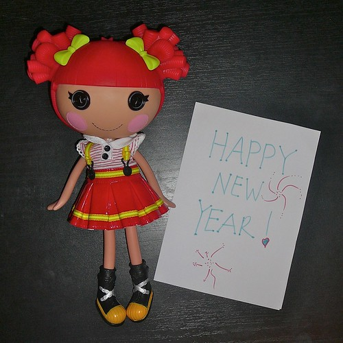 health & happiness to you in 2012 by mandalin18