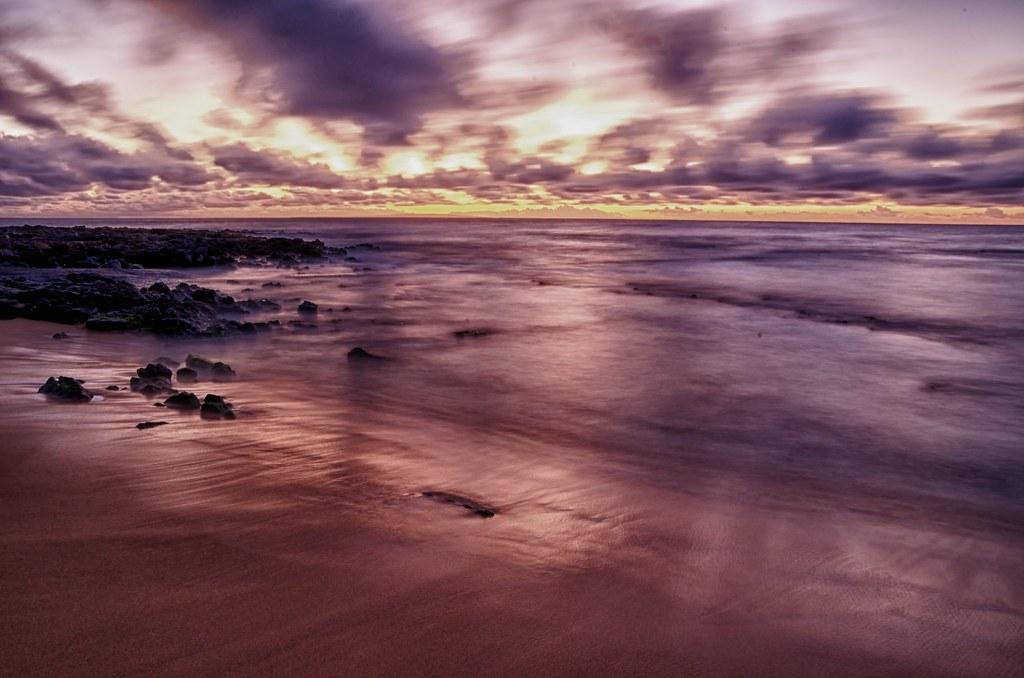 世界的尾端:夏威夷 2012 元旦日出