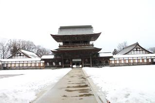 高岡・瑞龍寺