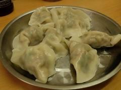 日, 2010-10-10 12:03 - Lan Zou Handmade Noodle 羅州手工拉麺 水餃子