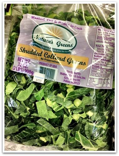 South Carolina's State Vegetable.