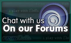 Chat with us on our Forums