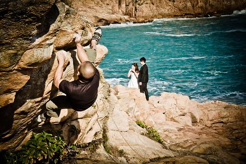 Hong Kong's Wedding Photo Hotspot