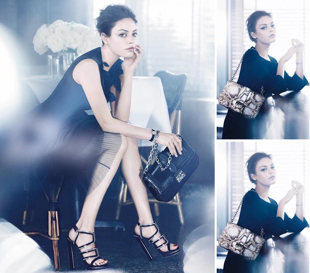 Miss Dior Mila Kunis