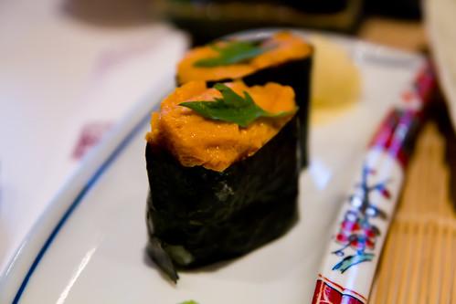 Uni Sushi at Inatei