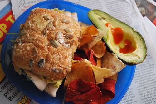 This Week's Favorite Lunch Sandwich