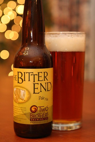 Two Brothers The Bitter End Pale Ale