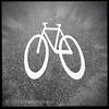 Icon Bike on Road